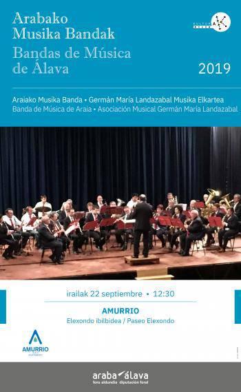 Arabako Musika Bandak