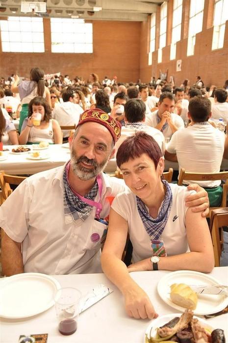 Laudioko Jaiak 2011: Kuadrillen Bazkaria 1 - 18