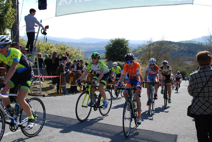 Ivan Romeok eta Olatz Caminok irabazi dute Aiara Birako aurtengo edizioa - 57