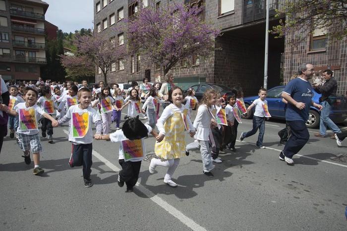 Korrika txikia Laudion 2011  - 52