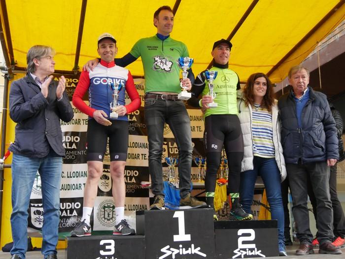 David Bustok irabazi du Laudioko XI. Master Klasikoa - 8