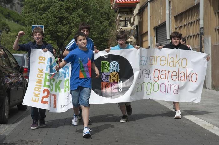 Korrika txikia Laudion 2011  - 74