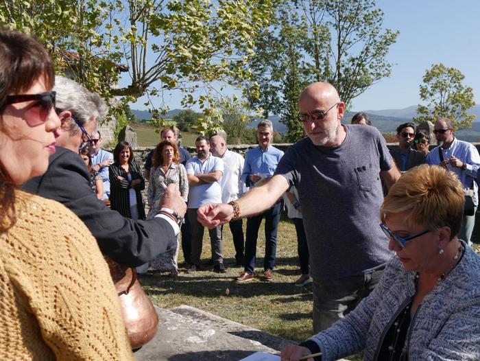Encina Castresana hautatu dute Aiarako Kuadrillako presidente - 25