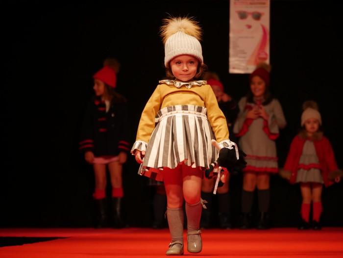 """Herritarrak """"modelo afizionatu"""", Laudio moda desfilean - 19"""