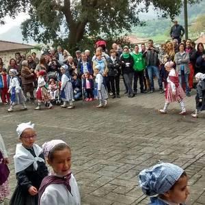 Arespalditzan lehen sektoreak eta jaiak izan zuten protagonismoa San Isidro azokan