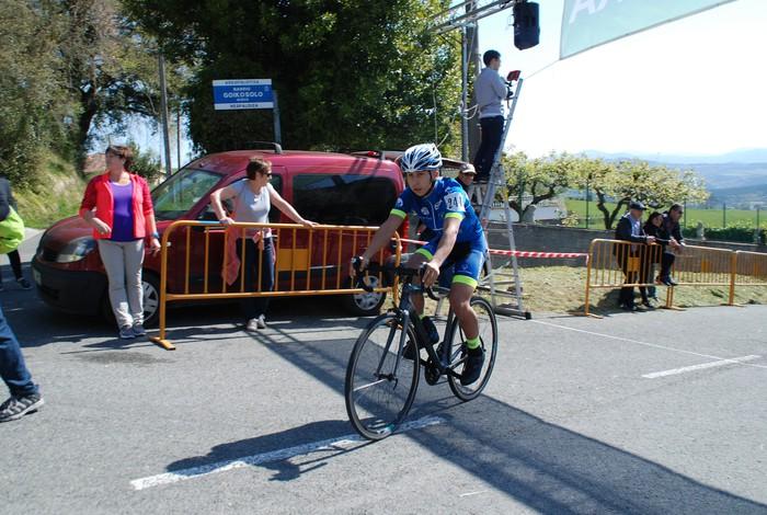 Ivan Romeok eta Olatz Caminok irabazi dute Aiara Birako aurtengo edizioa - 125