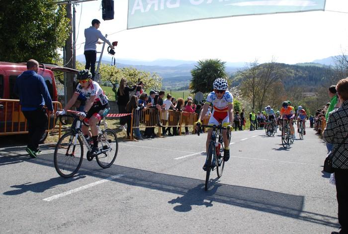 Ivan Romeok eta Olatz Caminok irabazi dute Aiara Birako aurtengo edizioa - 55