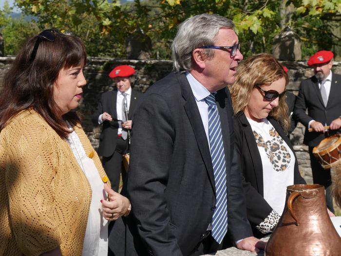 Encina Castresana hautatu dute Aiarako Kuadrillako presidente - 14