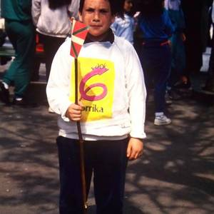 Korrika Txikia 6 (1991) Amurrio (I)