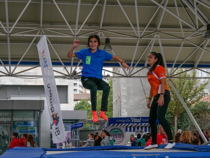 Plazetara egin du salto emakumeen kirolak - 32