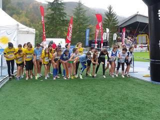 Emakumezkoen atletismo talde bat sortu dute Laudion