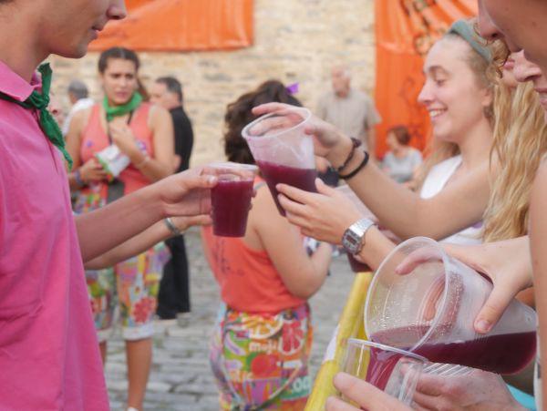 Ana Perezen pregoiari jarraiki, festarekin gaztetu da Artziniega - 9