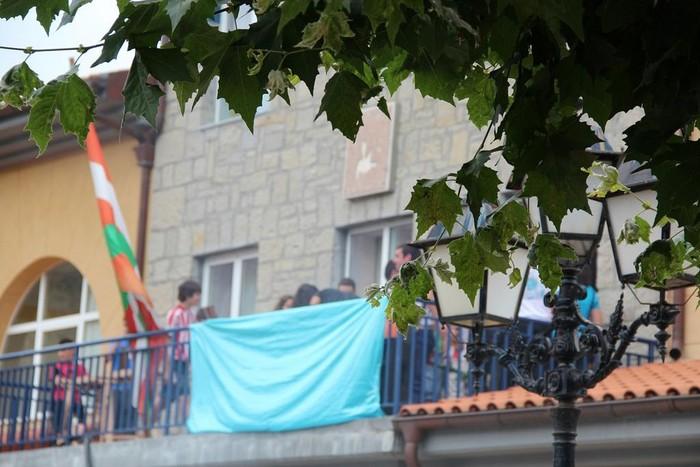 Arrankudiagako Jaiak 2011: Txupinazoak herria festaz jantzi du  - 3