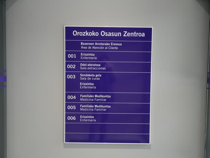 Gaur inauguratu dute Orozkoko anbulatorio berria - 59