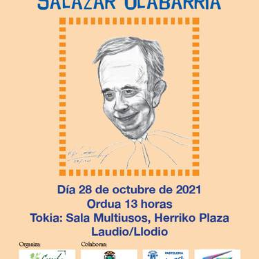 Juan Jose Salazar Olabarriaren omenaldia