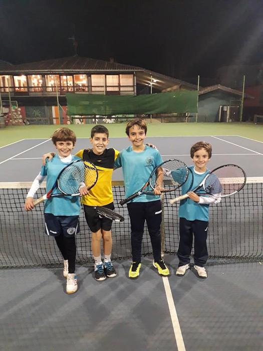 Gabonetako partidak antolatu ditu Laudio Tenis Klubak - 25