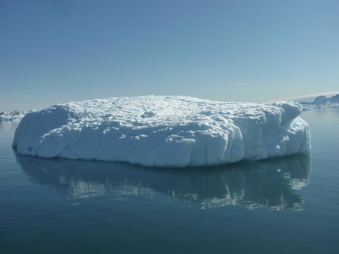[UDARIKLIK] Groenlandian eskalatzeko icebergak ekidin behar izan ditu Zigor Egiak - 9