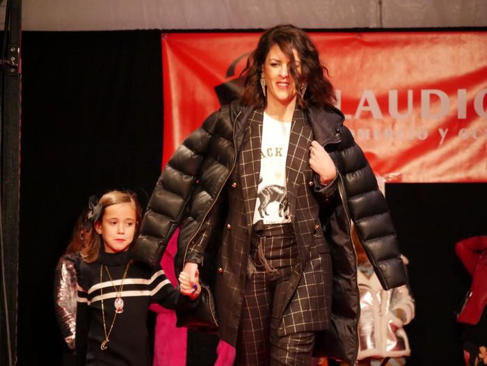 """Herritarrak """"modelo afizionatu"""", Laudio moda desfilean - 136"""
