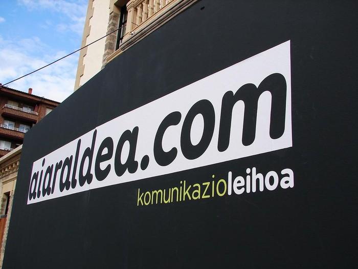 Aiaraldea.com web-guneak 194.304 bisita jaso ditu 2012an, iaz baino %14 gehiago