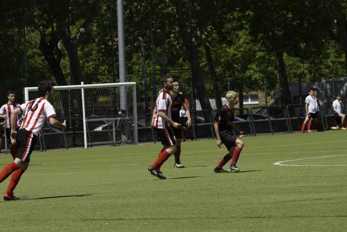 CD Laudioko gazteek lortu dute sailkapena Euskal Ligako play-offak jokatzeko - 35
