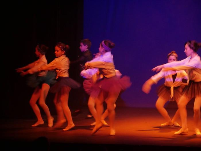 Ballet gala, San Fillippo sindromearen alde - 28