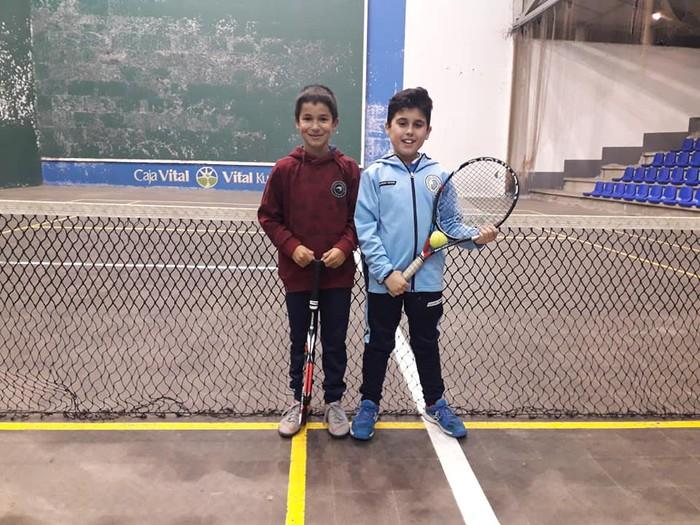 Gabonetako partidak antolatu ditu Laudio Tenis Klubak - 2