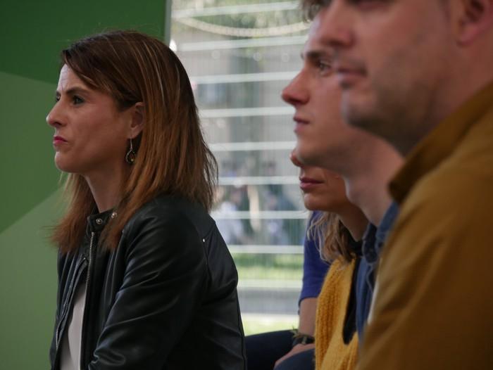 """Senatuan """"Araba eta Euskadiren interesak"""" defendatzeko prest azaldu da Almudena Otaola - 14"""