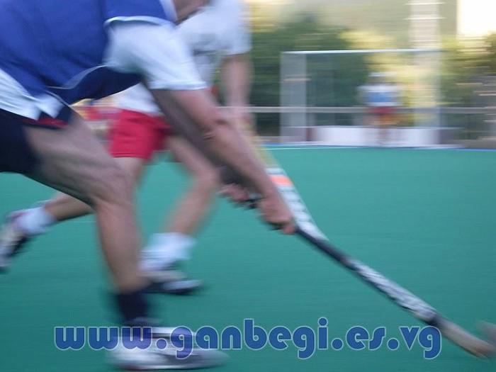 Ganbegi 6-2 hockey taldeak 3-2 garaitu du Sardinero