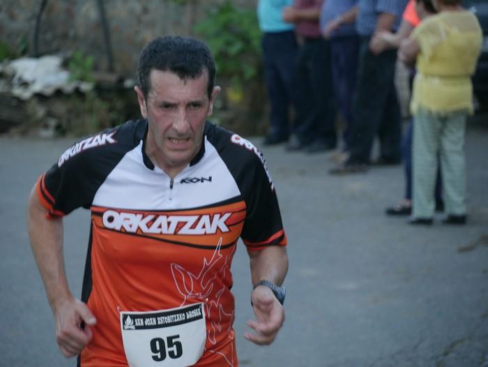 Felipe Larrazabal eta Maider Urtaran garaile San Joan Astobitzako krosean - 63