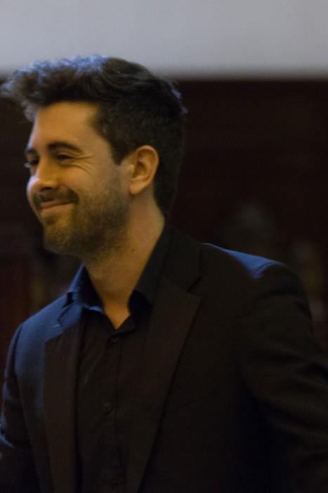 Antonio Oyarzabalek piano kontzertu jendetsua eskaini zuen atzo - 7