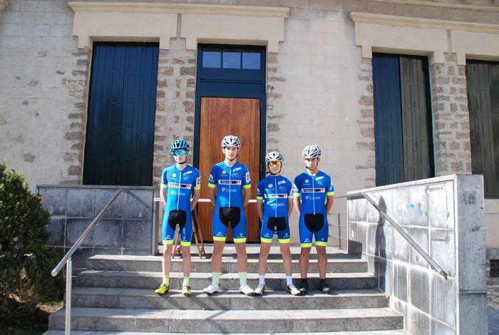 Pablo Fernandezek irabazi zuen sprintean Aiarako Birako lehen etapa - 26