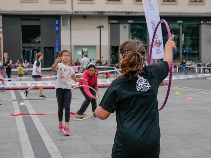 Plazetara egin du salto emakumeen kirolak - 30