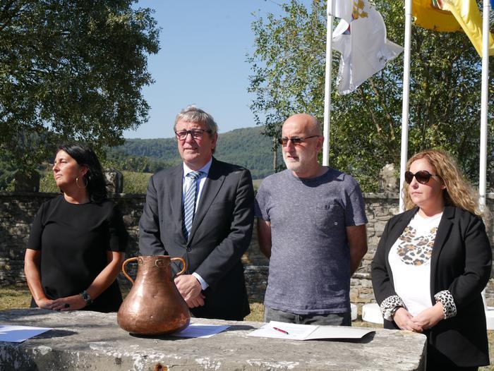 Encina Castresana hautatu dute Aiarako Kuadrillako presidente - 32