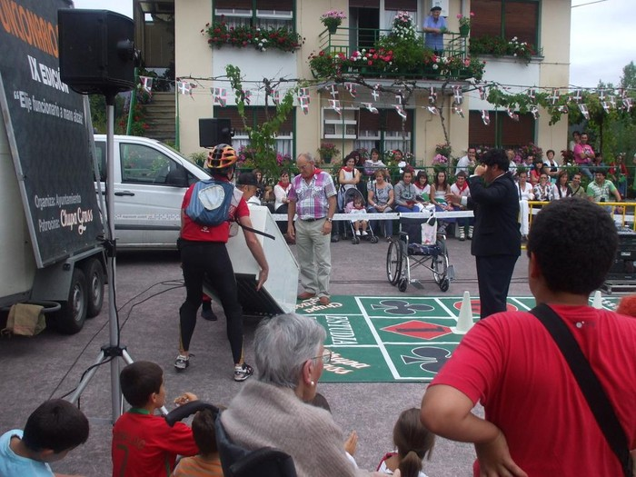 San Bartolome jaiak 2012 ate joka - 1