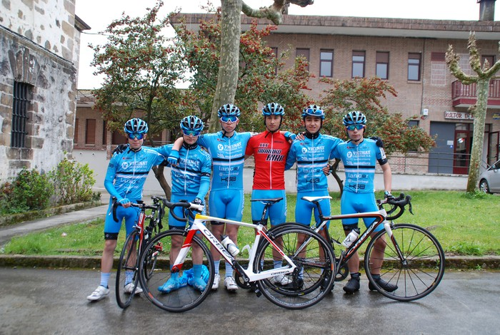 Ivan Bonillak irabazi zuen Aiarako Birako bigarren etapa - 17