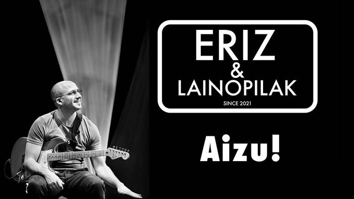 Eriz & Lainopilak proiektuaren lehen singela, entzungai