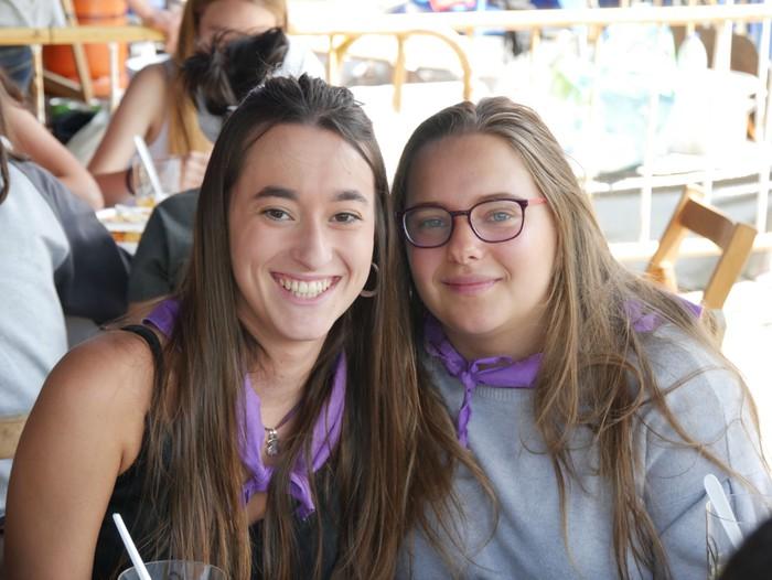 Saretzeko ekintzak eta espazioak uztartu zituen atzo Egun feministak - 16