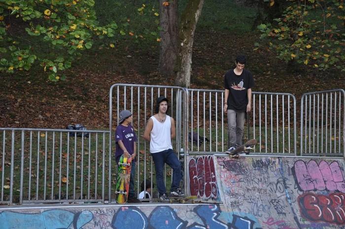 TRIPLE sSs SkateSnowSky Txapelketak 2011 - 2