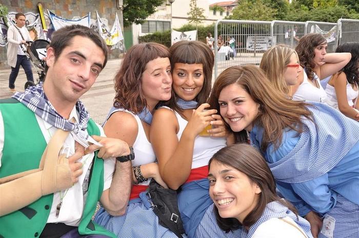 Laudioko Jaiak 2011: Berakatz eguna 2