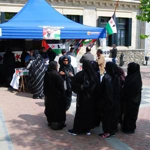 Saharan autodeterminazio erreferenduma egitearen aldeko ekimena egin dute Amurrion