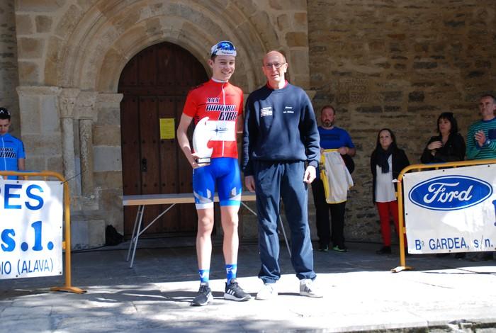 Ivan Romeok eta Olatz Caminok irabazi dute Aiara Birako aurtengo edizioa - 23
