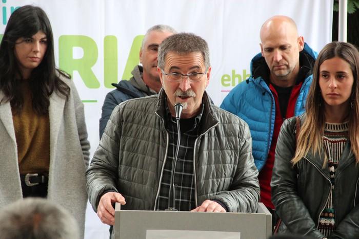 """EH Bildu: """"8 urteetako lanari esker, proiektu handiak egiteko egoera onean gaude"""" - 17"""