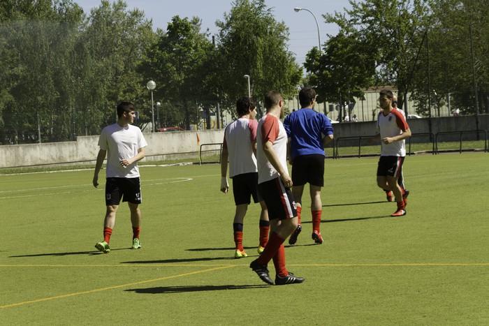 CD Laudioko gazteek lortu dute sailkapena Euskal Ligako play-offak jokatzeko