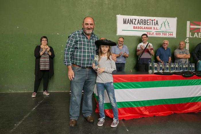 Herriko pilota txapelketa jokatu zuten asteburuan - 37