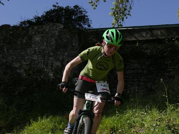 Zuriñe Frutosek eta Iñaki Isasik irabazi dute Aiarako Mendi Duatloia - 62