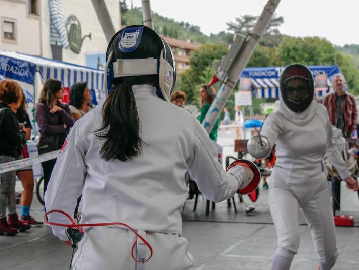 Plazetara egin du salto emakumeen kirolak - 33