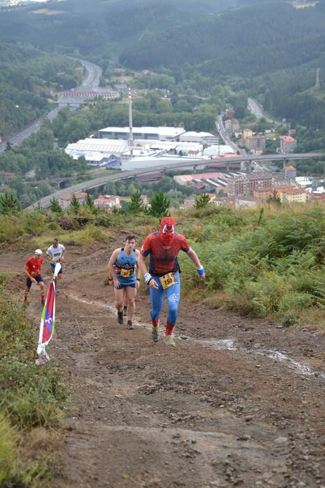 Iñaki Isasi eta Maider Urtaran izan ziren irabazleak Areta Trail probaren III. edizioan - 59