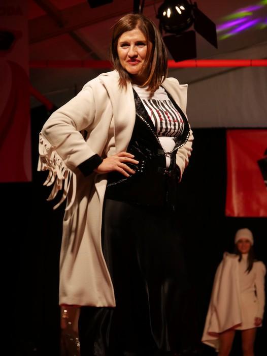 """Herritarrak """"modelo afizionatu"""", Laudio moda desfilean - 38"""