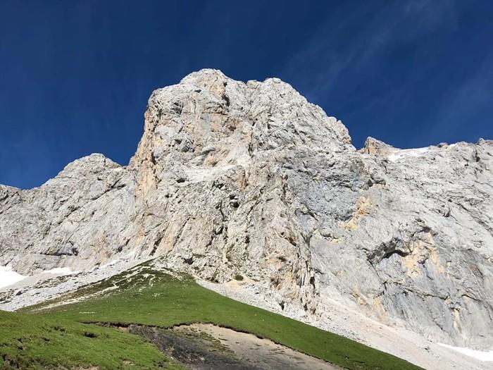 Picos de Europa bisitatu dute Matxinkortako kideek - 4