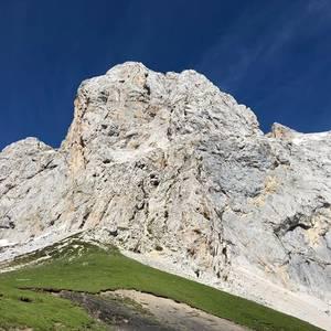 Picos de Europa bisitatu dute Matxinkortako kideek